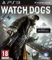 Игра Watch Dogs (PS3, русская версия)