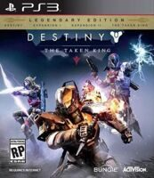 Игра Destiny: The Taken King (PS3)