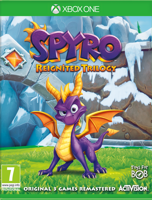 Игра Spyro Trilogy Reignited (XBOX One)