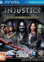 Игра Injustice: Gods Among Us Ultimate Edition (PS Vita)