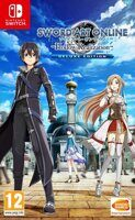 Игра Sword Art Online: Hollow Realisation Deluxe Edition (Nintendo Switch)