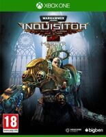 Игра Warhammer 40,000: Inquisitor - Martyr (XBOX One, русская версия)