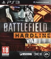 Игра Battlefield: Hardline (PS3, русская версия)