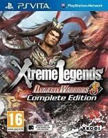 Игра Dynasty Warriors 8: Xtreme Legends Complete Edition (PS Vita)