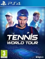 Игра Tennis World Tour (PS4, русская версия)