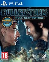 Игра Bulletstorm: Full Clip Edition (PS4, русская версия)
