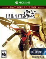 Игра Final Fantasy Type-0 HD (XBOX One)