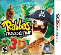 Игра Rabbids Travel in Time (3DS)