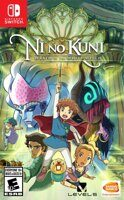 Игра Ni No Kuni: Wrath Of The White Witch (Nintendo Switch, русская версия)