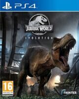 Игра Jurassic World Evolution (PS4, русская версия)
