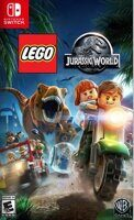 Игра LEGO Jurassic World (Nintendo Switch, русская версия)