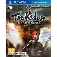 Игра Toukiden: The Age of Demons (PS Vita)