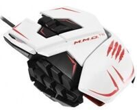 Проводная мышь Mad Catz M.M.O.TE Gaming Mouse (White) (PC/MAC)