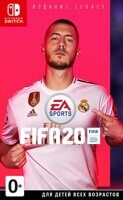 Игра FIFA 20 Legacy Edition (Nintendo Switch)
