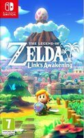 Игра The Legend of Zelda: Link's Awakening (Nintendo Switch, русская версия)