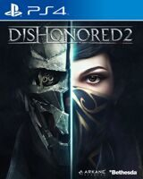 Игра Dishonored 2 (PS4, русская версия)