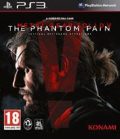 Игра Metal Gear Solid V: The Phantom Pain (PS3, русская версия)