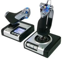 Джойстик Saitek X52 Flight Control System (PS28) (PC)
