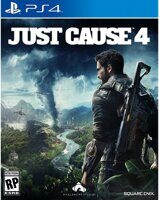 Игра Just Cause 4 (PS4, русская версия)