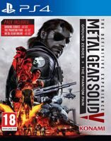 Игра Metal Gear Solid V: The Definitive Experience (PS4, русская версия)