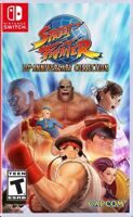 Игра Street Fighter 30th Anniversary Collection (Nintendo Switch)
