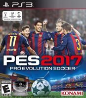Игра Pro Evolution Soccer 2017 (PES 17) (PS3)