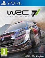 Игра WRC 7 - The Official Game (PS4)