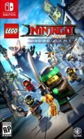Игра LEGO Ninjago Movie Game (Nintendo Switch, русская версия)