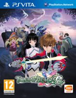 Игра Tales of Hearts R. Soma Link Edition (PS Vita)