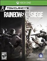 Игра Tom Clancy's Rainbow Six: Осада (XBOX One, русская версия)