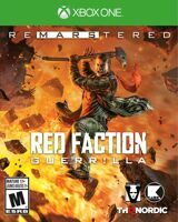 Игра Red Faction Guerrilla Re-Mars-tered (XBOX One, русская версия)