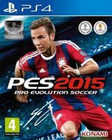 Игра Pro Evolution Soccer 2015 (PES 15) (PS4)