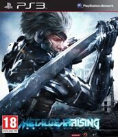 Игра Metal Gear Rising: Revengeance (PS3)