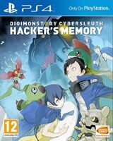 Игра Digimon Story: Cyber Sleuth - Hacker's Memory (PS4)