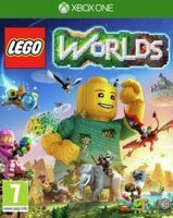 Игра LEGO Worlds (XBOX One, русская версия)