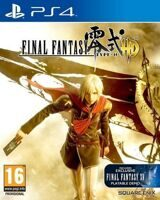Игра Final Fantasy Type-0 HD (PS4)