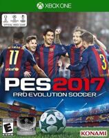 Игра Pro Evolution Soccer 2017 (PES 17) (XBOX One, русская версия)