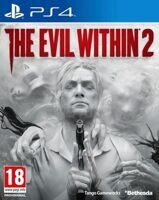Игра The Evil Within 2 (PS4, русская версия)