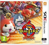 Игра YO-KAI WATCH BLASTERS: Red Cat Corps (3DS)