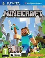 Игра Minecraft: Playstation Vita Edition (PS Vita)