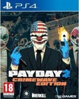 Игра PayDay 2: Crimewave Edition (PS4)