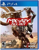 Игра MX vs ATV: All Out (PS4)
