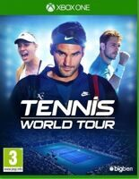 Игра Tennis World Tour (XBOX One, русская версия)