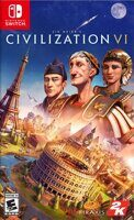 Игра Sid Meier's Civilization VI (Nintendo Switch, русская версия)