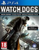 Игра Watch Dogs (PS4, русская версия)