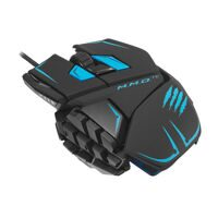 Проводная мышь Mad Catz M.M.O.TE Gaming Mouse (Matt Black) (PC/MAC)