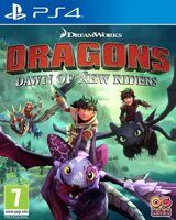 Игра Dragons Dawn of New Riders (PS4)