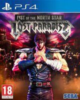 Игра Fist of the North Star: Lost Paradise (PS4)
