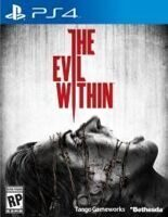 Игра The Evil Within (PS4, русская версия)