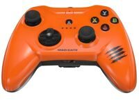 Геймпад Mad Catz C.T.R.L.i Mobile Bluetooth Gamepad (Gloss Orange) (iOS)